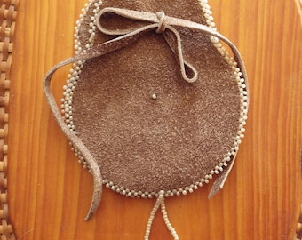 Beaded Pouch / Bag