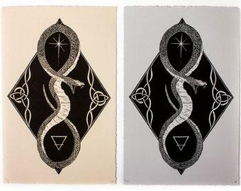 Serpentine // Print