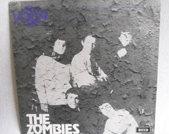 The Zombies-same-decca ND 819-vinyl record