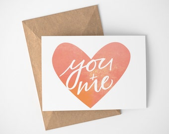 Heart Card, Romantic Cards For Him, Romantic Cards, Anniversary Card Wife, Anniversary Card For Husband, Wedding Day Card For Groom