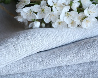 R 38:  handloomed antique linen plain,NATURAL CREAMY 9.72yards 리넨 french lin curtain panel;  cutting project, upholstery, roman blinds