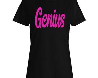 Genius Ladies T-shirt k252f