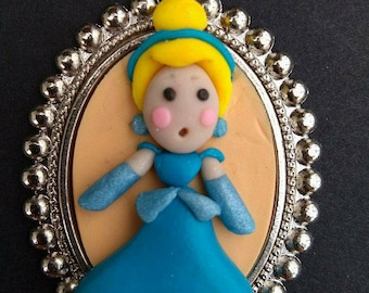 Surprised Princess - Cinderella
