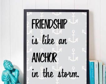 anchor friendship quotes