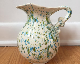 Cheery Small Pitcher