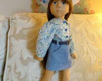 """Outfit Made for 19.5"""" Sylvia Natter Doll"""