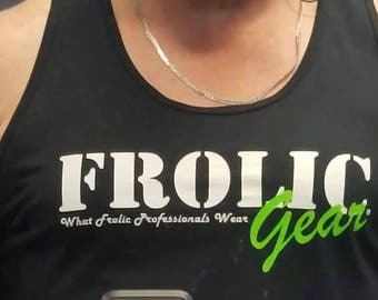 Frolic Gear Men's Tank Top
