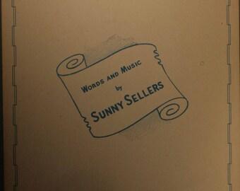 "1951 Sheet Music, ""I Remember Mother"""