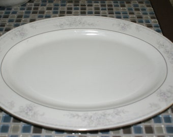 Sango  Romantica  14 inch oval platter