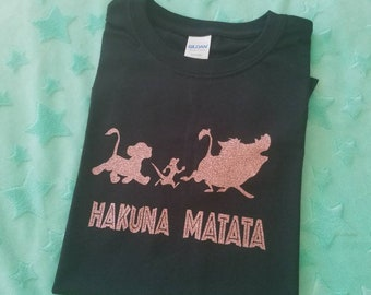 Hakuna Matata Disney Shirt