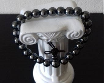 Hematite Power Bracelet