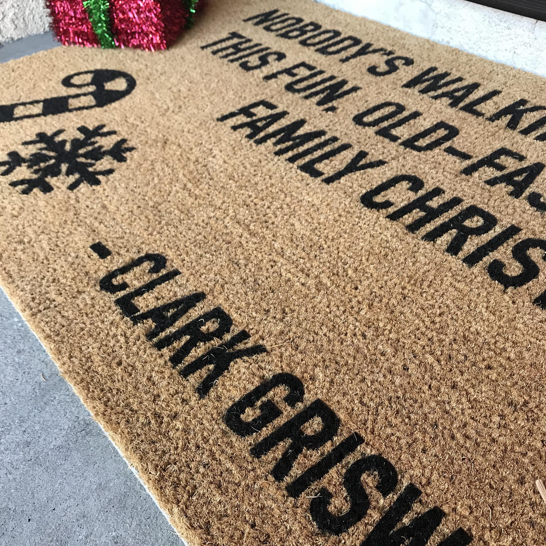 x personalized doormat mats ip com door walmart