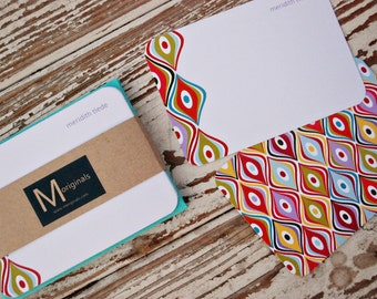 Personalized Note Cards - Nicole