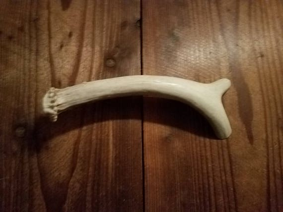 Antler Handle, Cabinet Handle, Drawer Pull, Antler Drawer Pull, Cabinet Pull,  Deer Antler Pull, Antler Pull, Shed Antler, Antler, A57 From AntlerArtisans  On ...