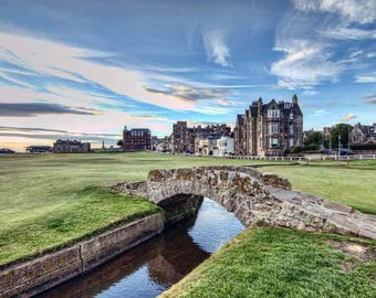 A Morning in St. Andrews