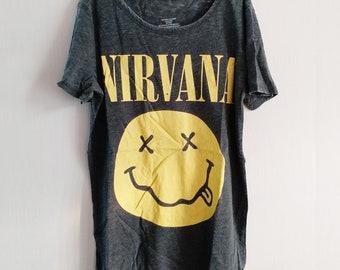 Kurt Cobain NIRVANA T-shirt