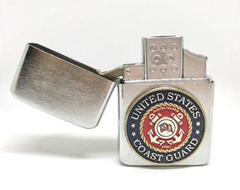 Coast Guard Pocket Lighter – Color