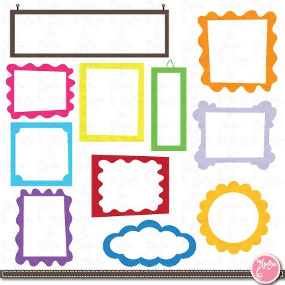 Frame Designs ,Digital frame,Frame Clip Art Elements ...