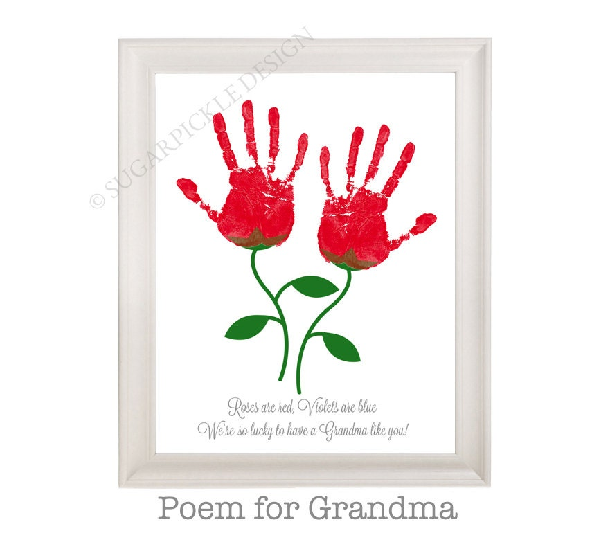 Gift for grandma grandma 39 s birthday gift mother 39 s for What to get grandma for mother s day