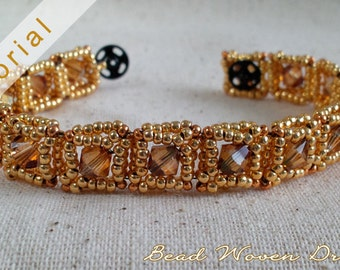 Jeweled Rotunda Bracelet Tutorial