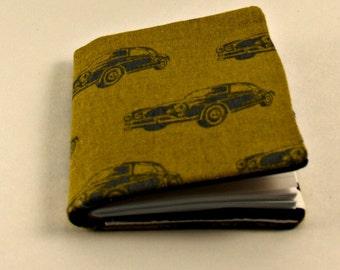Traveler's Folio - Yellow Cars