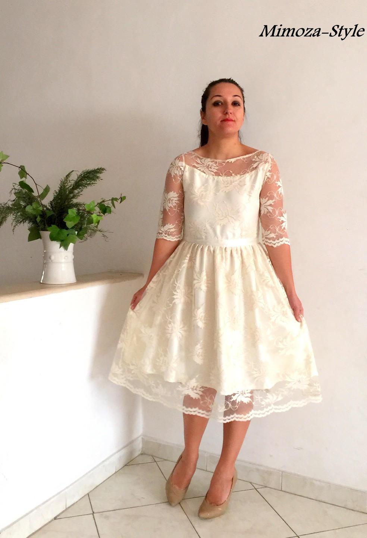 Robes boheme chic pour mariage for Robe patineuse pour mariage