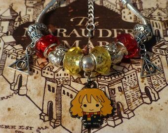 Hermione Granger - A Harry Potter Inspired Charm Bracelet