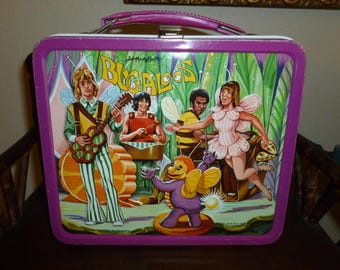 Vintage Lunch Box Etsy