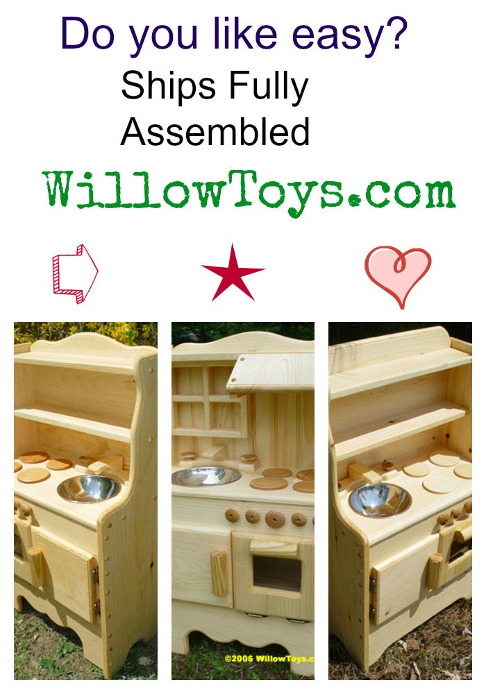 white toys educational play hp fridge gourmet kitchen w kids wooden freezer planet
