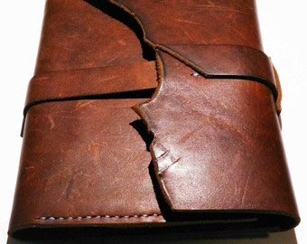 Sahara Leather B6 Journal