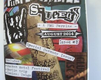 PMS Perzine issue 8 - Germany Trip!