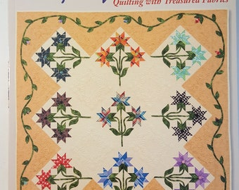 Scraps of Time Quilting with Treasured Fabrics by Ann Frischkorn and Amy Sandrin | That Patchwork Place | Book