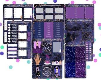 Magical Planner sticker kit