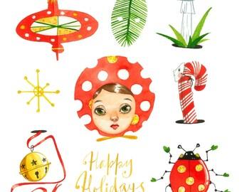 Happy Holidays Around the World!