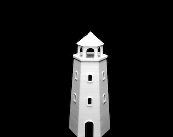 3D printed lighthouse