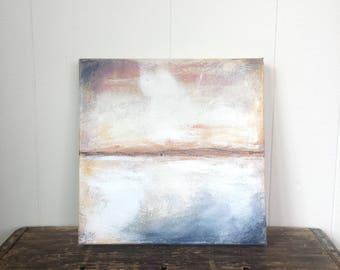 Abastract Landscape Painting/ Heaven/ Landscape Painting/ Original Art/ Small Landscape Painting/ Contemporary Art/ Christian Art