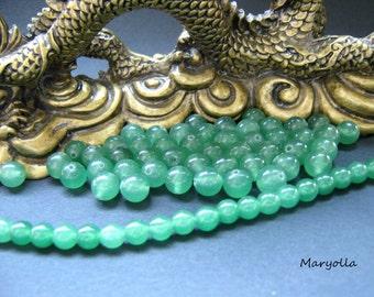 Aventurine beads, green Aventurine beads, mala beads, natural stone beads, 4mm beads, 6mm beads, 8mm beads, 10mm beads, gemstone beads