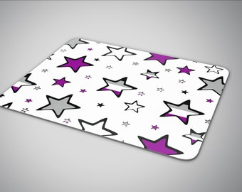 Asexual Stars mouse pad