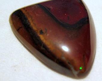 Undrilled - ref203 - boulder Opal