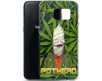 Pothead Samsung Case