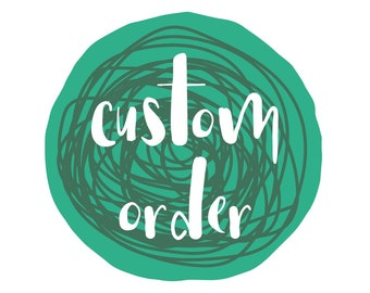 Customize your own basket (any size)
