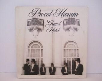 Procol Harum - Grand Hotel - Gatefold - LP Record