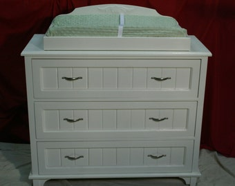 Adorable Changing Table Dresser