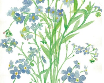 Flower Series Cards