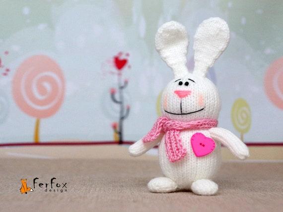 White rabbit plush bunny rabbit girlfriend gift easter bunny white rabbit plush bunny rabbit girlfriend gift easter bunny decor easter gift for girl stuffed bunny plush rabbit easter stuffed animal negle Images