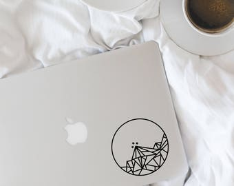 Free Shipping - Night Court Vinyl Decal- ACOTAR ACOMAF ACOWAR - Sarah J Maas   A Court of Thorns and Roses - Rhysand & Feyre
