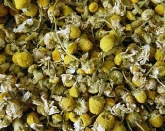 Whole Dried Chamomile Flowers- 1 pound 7 ounces