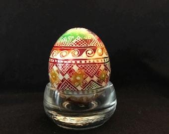 Watercolor Ukrainian Pysanky