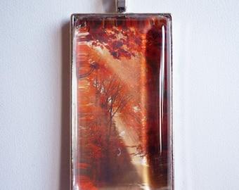 Autumn Light necklace