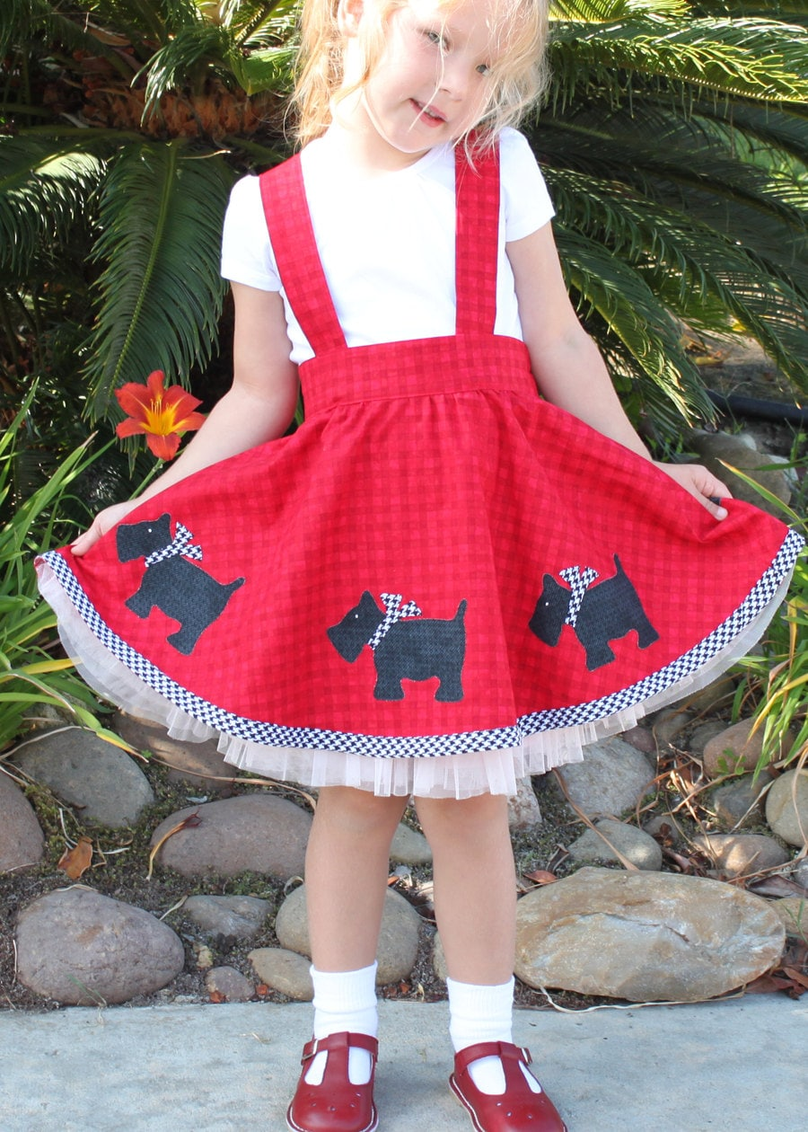 Girl skirt pattern pdf sewing pattern suspender skirt zoom jeuxipadfo Images